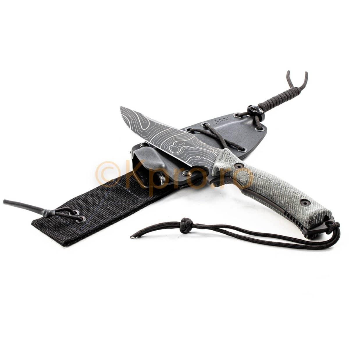 Cutit militar ANV M311-004 Topo