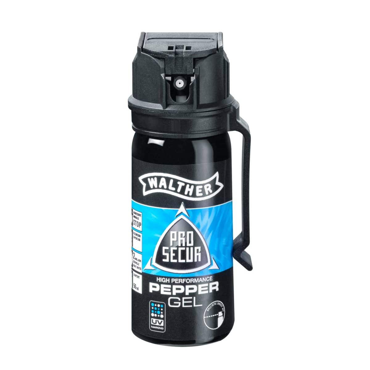 Spray piper GEL Walther 50ml jet concentrat